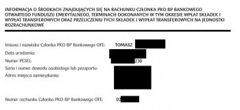 Zawartość załącznika od PKO BP -- zawiera dane wrażliwe