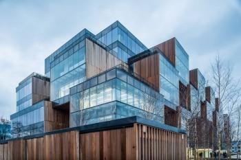 Pixel - nowy budynek Allegro w Poznaniu