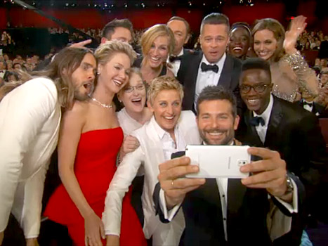 Hollywoodzkie gwiazdy zdają się nie przejomować problemami telefonów Samsunga
