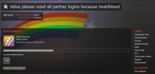 Heartbleed na Steamie - nieautoryzowany dostęp uzyskany przez ...Heartbleed