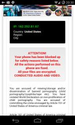 Ransomware na Androida
