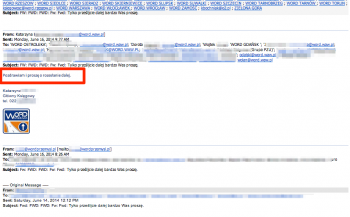 Ciało e-maila