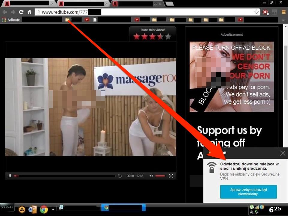 Masaż porno youporn