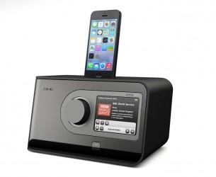 Radio z dockiem dla iPhone
