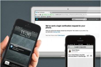 Aplikacja Twittera jako alternatywa dla SMS-a z tokenem