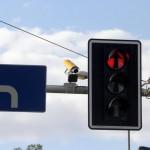 Jedno z polskich skrzyżowań obwieszone kamerami
