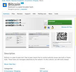 Zhackowany projekt Bitcoina