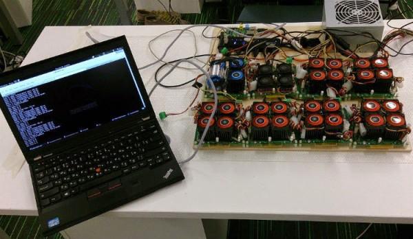 Bramki FPGA używane do ataku na klucz karty SIM