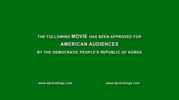 Korea Północna decyduje co pojawia się w amerykańskich kinach?