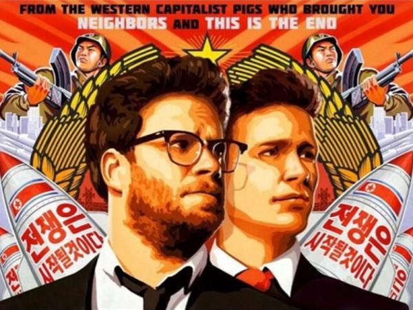 The Interview, film o zamachu na reżimowego przywódce sybolem zamachu na amerykańską firmę