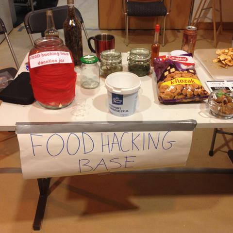 foodhacking