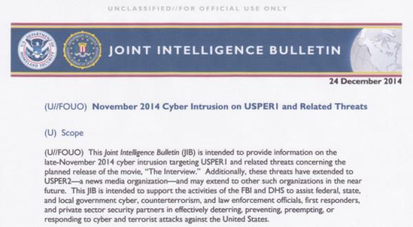 Ostrzeżenie FBI przed atakami na media USA