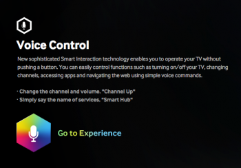 Samsung SmartTV - reaguje na komendy głosowe bez naciskania przycisku (czyli słucha Cię cały czas w tle)