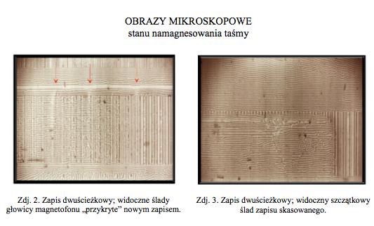 Ilustracja z dokumentu dot. Fonoskopii.