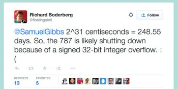 Richard_Soderberg_on_Twitter____SamuelGibbs_2^31_centiseconds___248_55_days__So__the_787_is_likely_shutting_down_because_of_a_signed_32-bit_integer_overflow_____