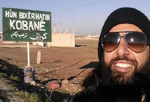 Zdjęcie terrorysty, na podstawie którego zbombardowano budynek ISIS