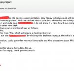 E-mail do Raspberry Pi