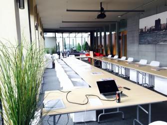 Jedna z naszych sal szkoleniowych w Krakowie
