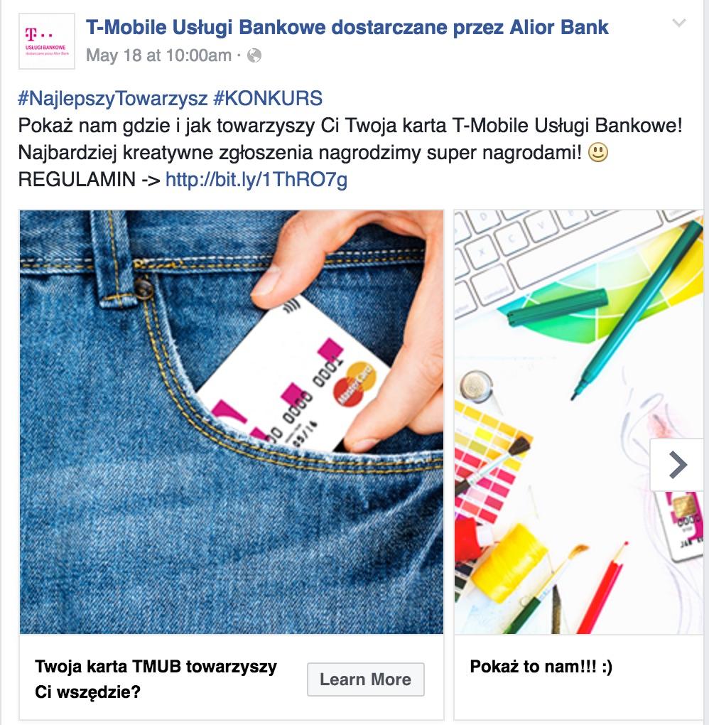 T Mobile Zacheca Swoich Klientow Do Pokazywania Kart Platniczych