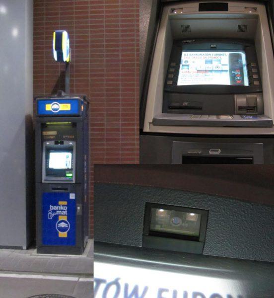 Bankomat Euronetu, fot. mpan