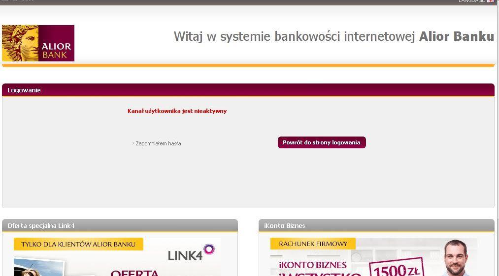 Rachunek maklerski alior bank