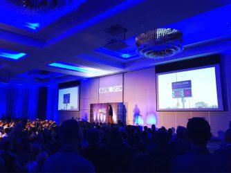 Wykład na konferencji CISCO SEC 2016