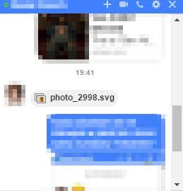 Fałszywe zdjęcie, które powoduje infekcję komputera złośliwym rozszerzeniem, fot. Czytelnik Wit