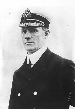 Kapitan Henry Kendall