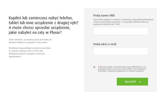 wolny numer kontaktowy