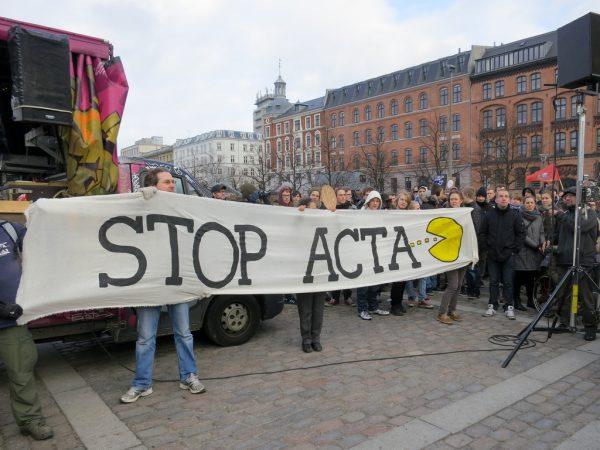 zdjęcie protestu