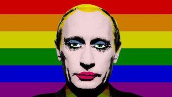 Publikowanie tego zdjęcia w Rosji jest nielegalne