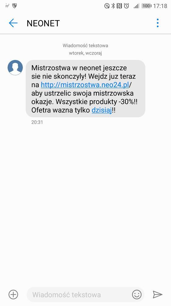 00efa00efc6939 [AKTUALIZACJA] Ktoś zhackował sklep neo24.pl, zrobił promocję i okradał  jego klientów