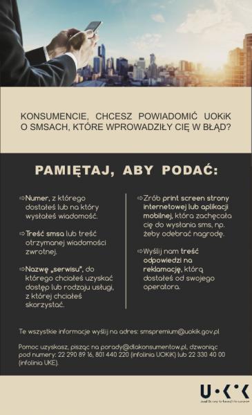 Infografika ze strony UOKiK