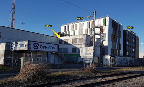 » Spłonęła serwerownia OVH -- Niebezpiecznik.pl --